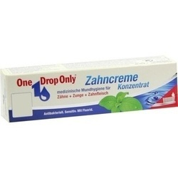 ONE DROP ONLY ZAHNCRE KONZ
